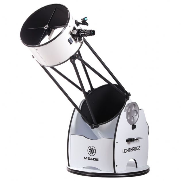"Meade LightBridge 16"" f/4.5 Dobsonian Telescope"